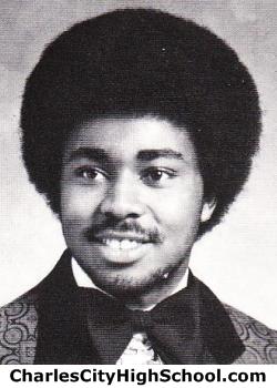Gary Jones yearbook picture