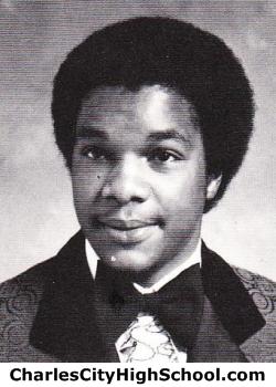 Harry Jones yearbook picture