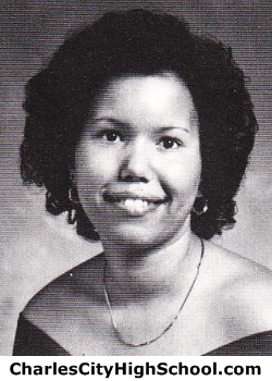 Kathy Jones yearbook picture