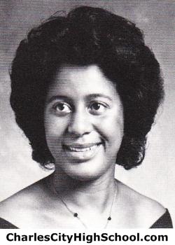 Patricia Jones yearbook picture