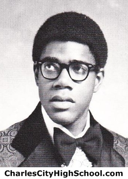 George Marrow yearbook picture