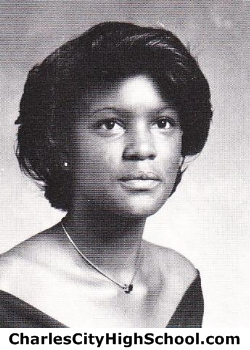 Tracey Miffin yearbook picture