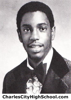 Jams Mills yearbook picture