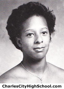 Patricia Richard yearbook picture