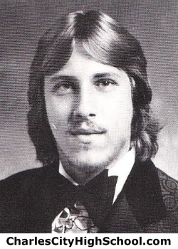 David Smith yearbook picture