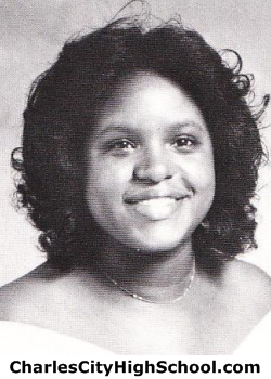 Edith Smith yearbook picture