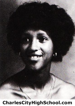 Rosalyn Bradby yearbook picture