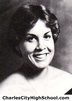 Sharon Cannada yearbook picture