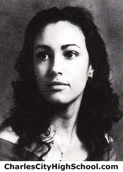Lisa Christian yearbook picture