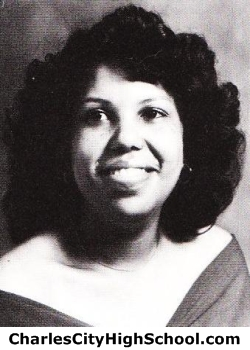 Betty Jones yearbook picture