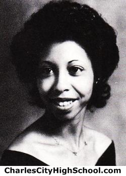 Thelma Jones yearbook picture