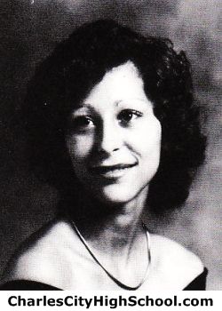 Norma Keeton yearbook picture