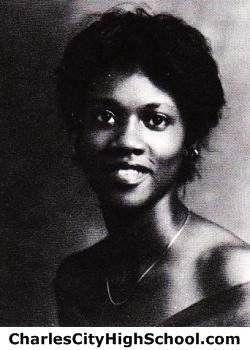 Regina Manuel yearbook picture