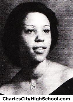 Susan Stewart yearbook picture