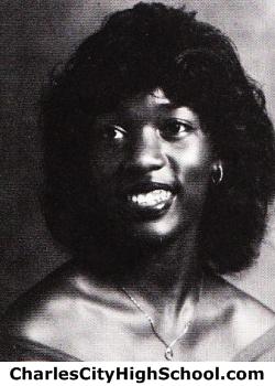 Regina Tabb yearbook picture