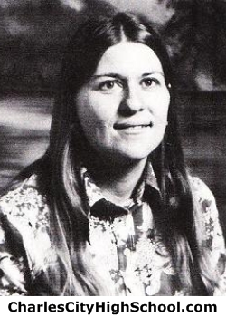 Jane Carey yearbook picture