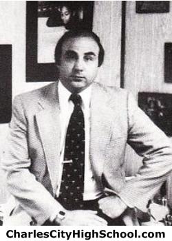 Michael Denoila yearbook picture