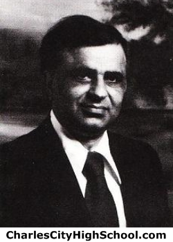 M. Haq yearbook picture