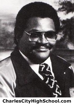 Thomas Jones yearbook picture