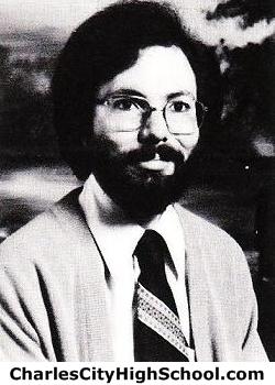 Blanton McLean yearbook picture