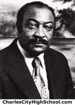 W. Page yearbook picture