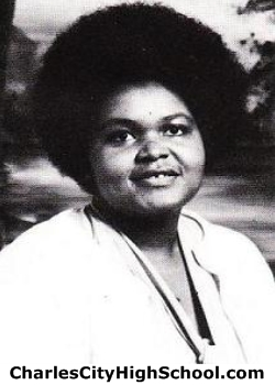 C. Wilson yearbook picture