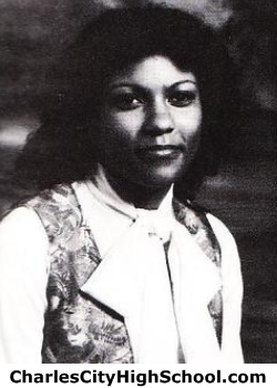 Joyce Christian yearbook picture