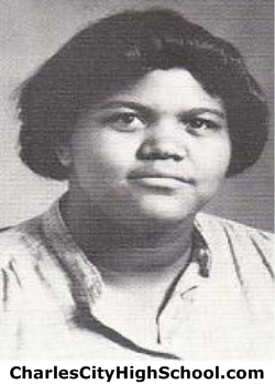 Brenda Armstead yearbook picture