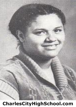 Christopher Brown yearbook picture