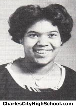 Sharon Brown yearbook picture