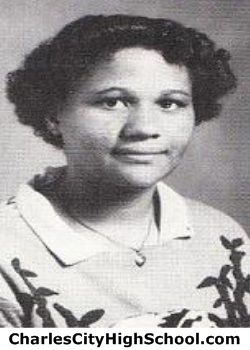 Tonya Brown yearbook picture