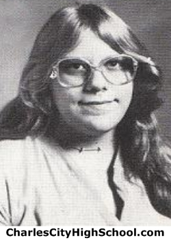 Tammy Bucy yearbook picture