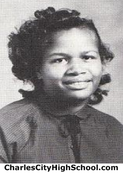 Paula Cotman yearbook picture