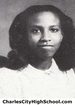 Kimberly Davis yearbook picture