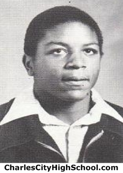 Roderick Jones yearbook picture