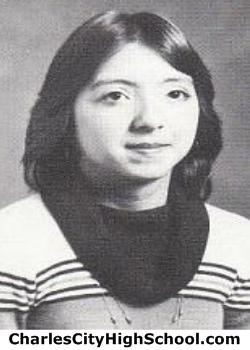 Debra Rudisill yearbook picture