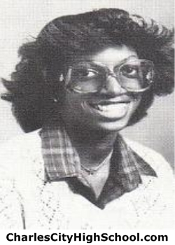 Lori Spruell yearbook picture