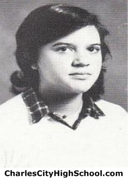 Trisha Stewart yearbook picture