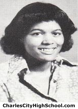 Darlene Tabb yearbook picture