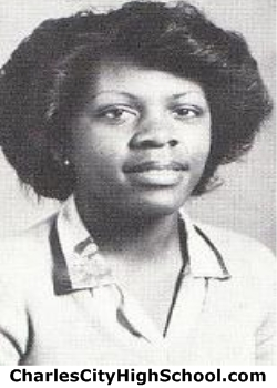 Teresa Williams yearbook picture