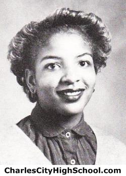 Debra Adkins yearbook picture