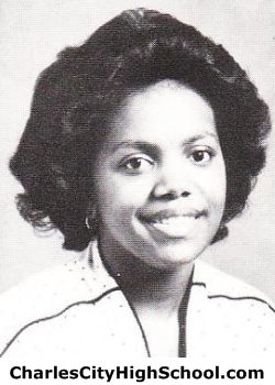 Patrice Adkins yearbook picture