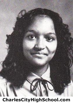 Valenta Allen Yearbook Picture