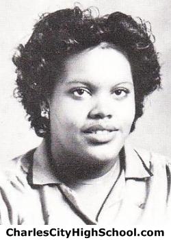 Brenda Bell yearbook picture