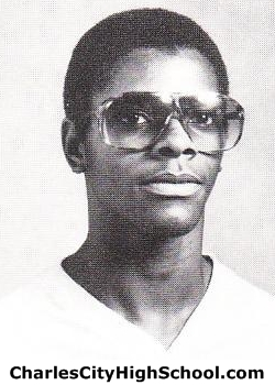 Anthony Black yearbook picture