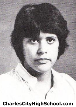 Lynn Cannada yearbook picture
