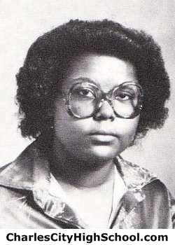 Cynthia Crawley yearbook picture