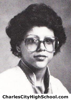 Tammy Crawley yearbook picture