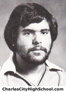 Nolan Holmes yearbook picture