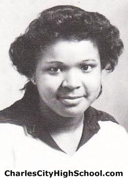 Carol Jones yearbook picture